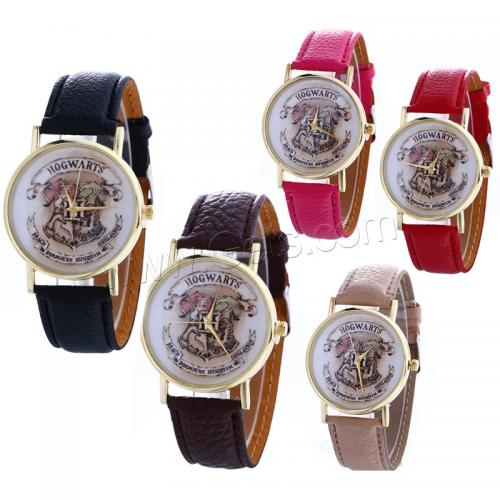 Low moq leather watches for men and women chinese factory japan movement watches low price good quality 1136433