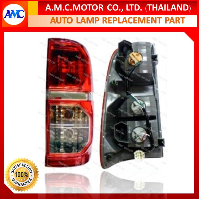 HILUX VIGO CHAMP 2011-2014 ASS'Y TAIL LAMP