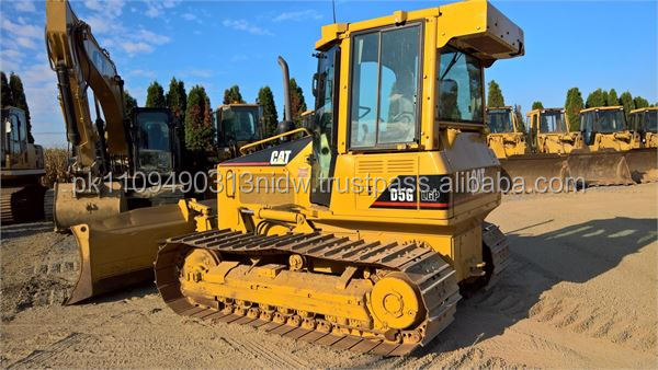 Used CAT D5 Bulldozer, Used CAT D5G D5H D5M Bulldozer Dozer for sale