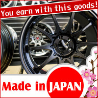 Genuine RAYS VOLK RACING Japanese-made forged aluminum wheels