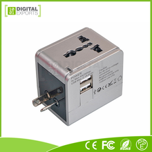 High quality 2016 europe uk travel plug adapter with New design