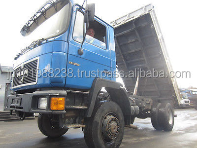 USED TRUCKS - MAN 17.232 FAK 4X4 TIPPER (LHD 8909)