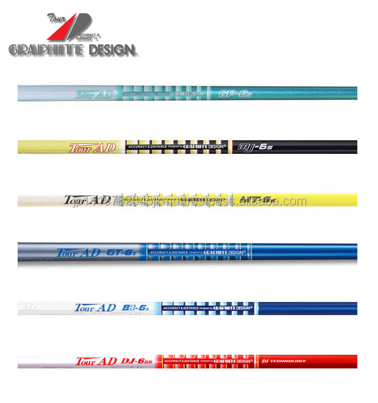Original Japan made golf clubs and golf shafts wholesale
