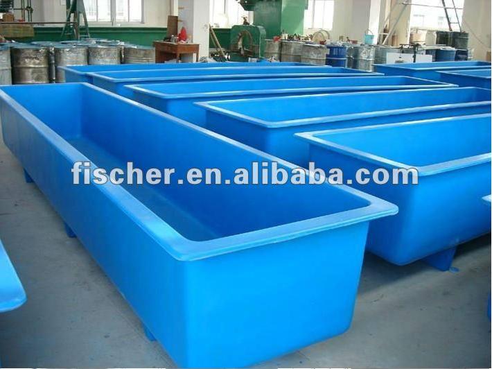 Factory Supply All Sizes Aquarium Fiberglass Koi Fish Tank For Fish Farm View Aquarium