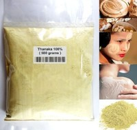 500g THANAKA TANAKA THANAKHA POWDER 100% PURE HERB ANTI ACNE ANTI AGING CLEANSE