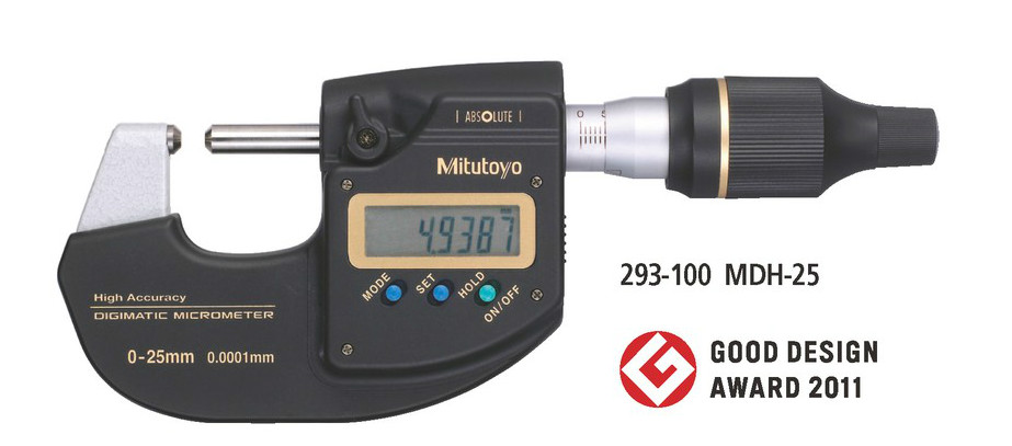High-precision mitutoyo digital vernier caliper price , Micrometer measuring device at reasonable prices