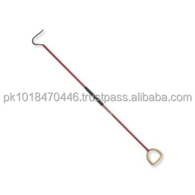 Snake hook double ended/Snake handling stick /snake pin hook double sided use/