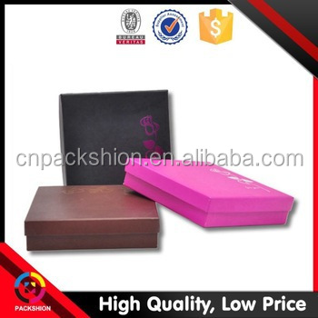 Unique drawer style custom paper gift box printing for jewelry packaging
