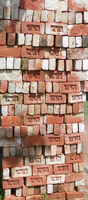 Hand Made Red Clay Brick