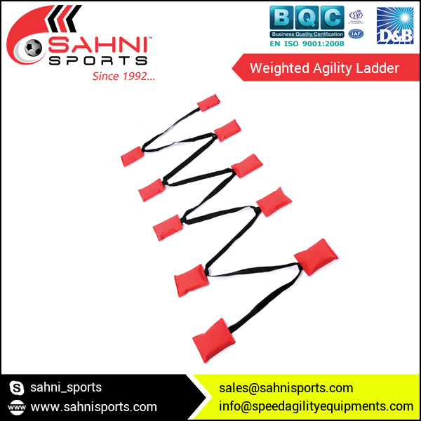 Weighted Agility Ladder