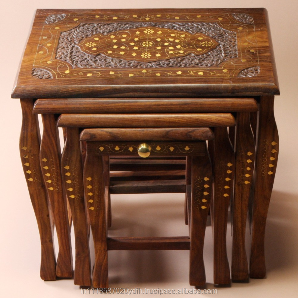 List manufacturers of indian antique carved table buy
