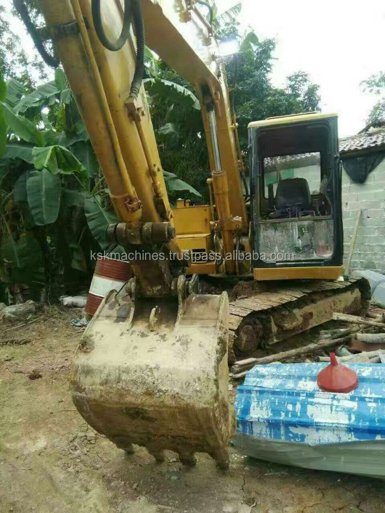 cheap price Caterpillar E70B used excavator with CE