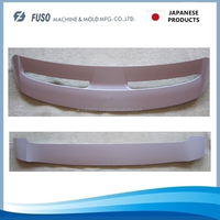 ISO 9001 certifiaction high quality Wing Spoiler made in Japan for industrial use