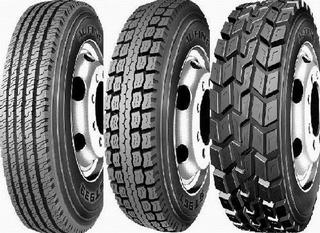 Truck Tire / Industrial radial and Bias