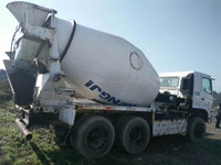 10m*3 Used Concrete Mixer Truck 10CBM Used Concrete Mixer Truck With Promotion Truck