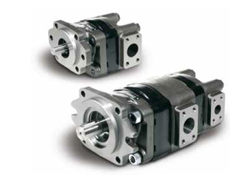 Small hydraulic gear motor price for hydraulic system