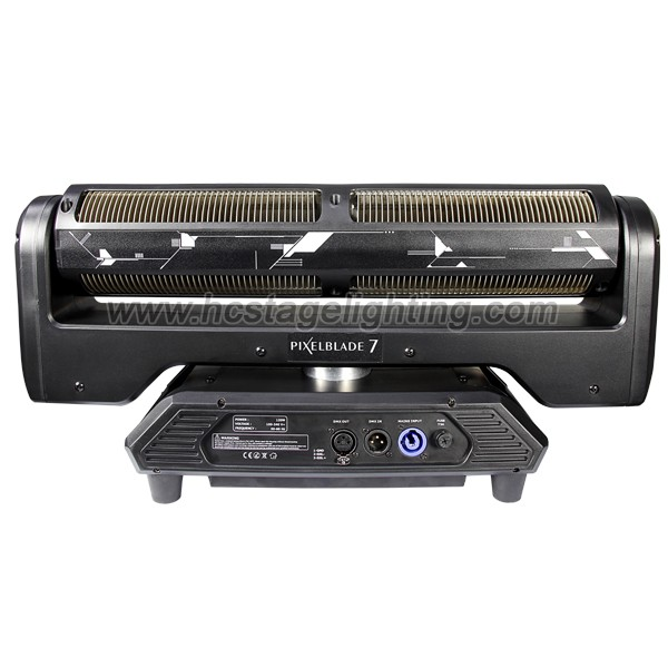 New stage lights 2016 7X15w 4 in 1 led beam moving head light