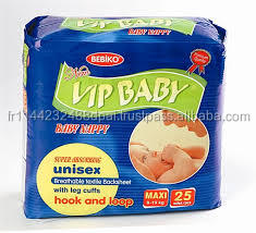 High quality low price super soft disposable baby diapers