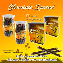 Chocolate Spread / Choco Durian Spread / Snack 60 x 11g