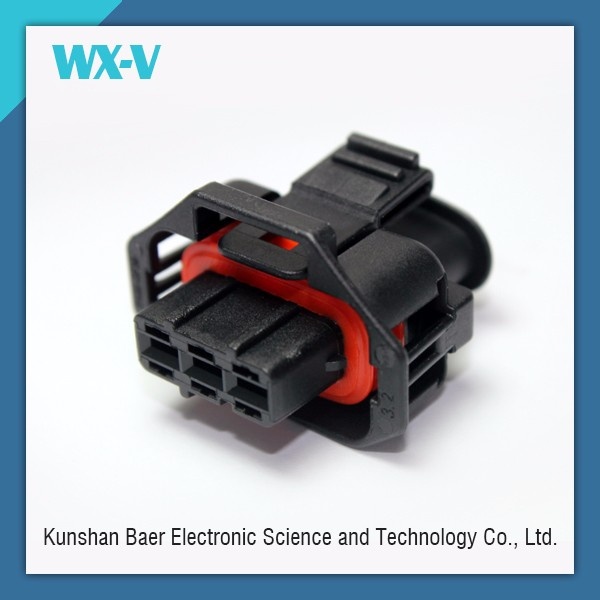 High Sales 3 Pin Male Female Auto Electrical Wire Connector And Terminal