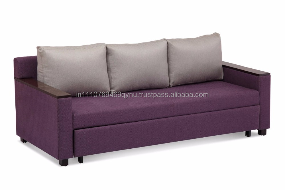 Ekbote Furniture - Superb Sofa Cum Bed