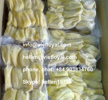 IQF jackfruit frozen yellow jack fruit
