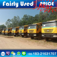 Used 6x4 Iveco Kingkan Dump Truck for sale