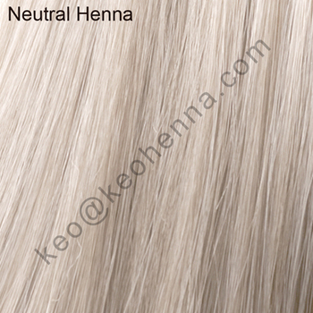 Neutral Henna For Hair Conditioner and treatment