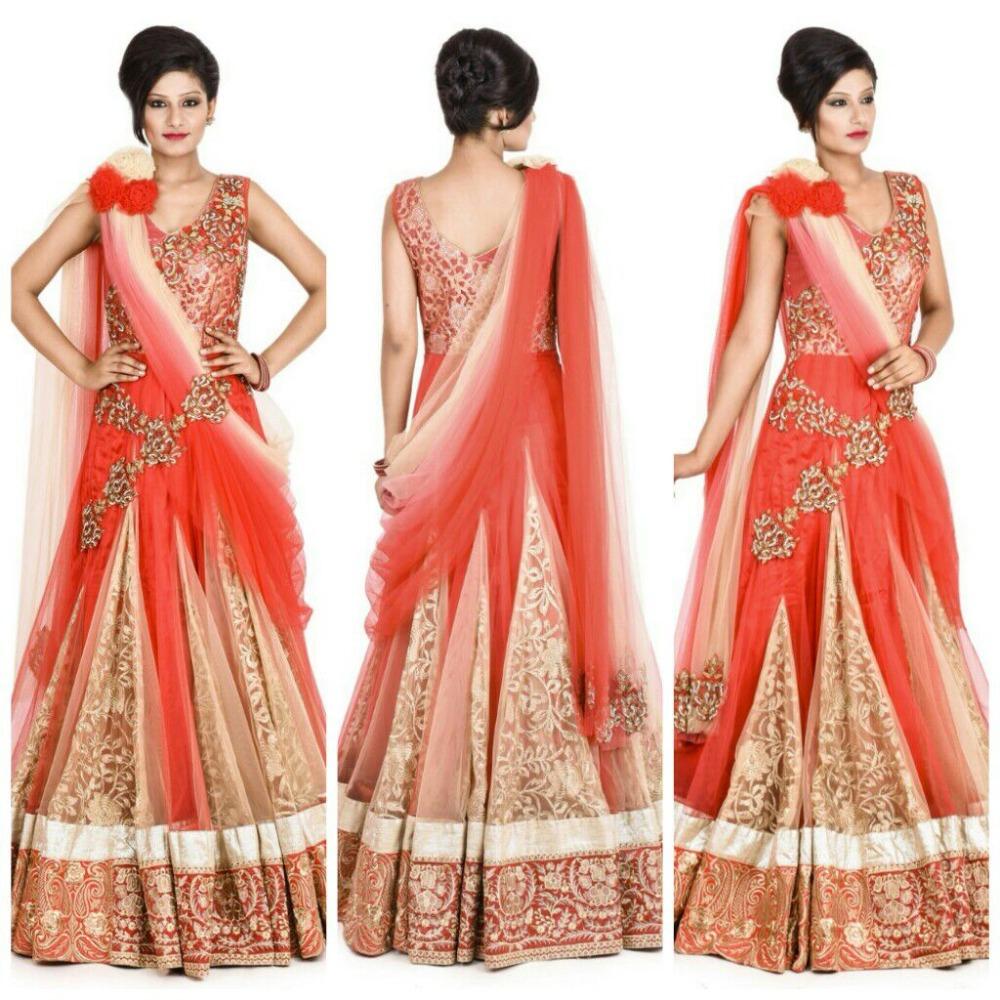 Indian Traditional Wedding Designer Wholesale Being Golden ...