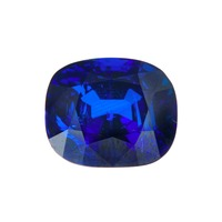 burma natural untreated royal blue sapphire