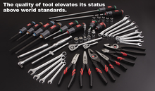 High quality and Easy to use household tool set for industrial use Various