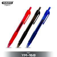YM-168 Retractable Gel Pen 0.5/