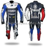 performance cold water proof leather suit motorbike