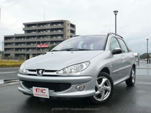 Popular cars for sale hatchback Peugeot SW XS 2003 used car at reasonable prices
