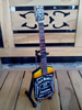 Michael Anthony Jack Daniel Bass Miniature Guitar RA09 Export Quality With Stand