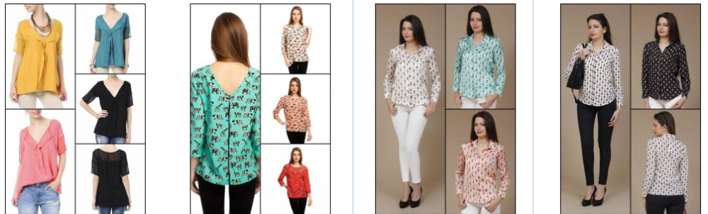 Wholesale Women Blouses Stock Items