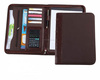office stationery leather file folder