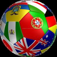good/Soccer Ball international Flag/soccer ball