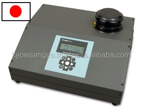 Easy to use digital soil laboratory equipment with data storing