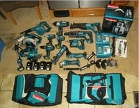 100% Standard Cordless Drill Set + Lithium-ion Battery