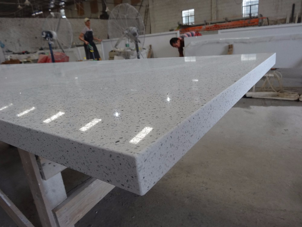 Best price white quartz stone top dining tables