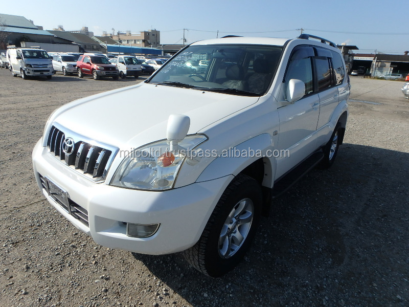 used car Toyota Land Cruiser Prado 2003