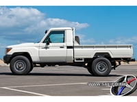 2016 TOYOTA LAND CRUISER PICKUP 4.2L SINGLE CAB 4WD 5MT DIESEL