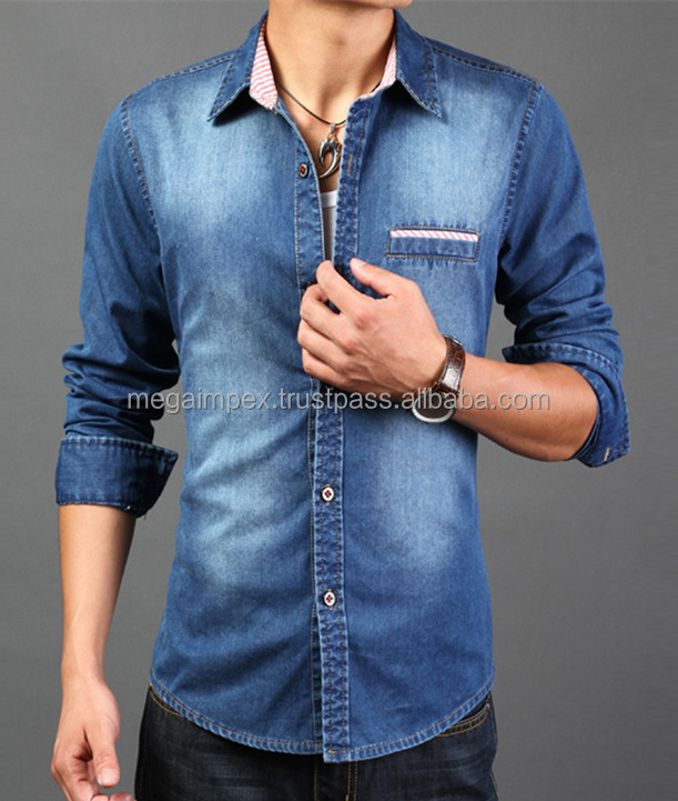 wholesale plus stylish dress shirt