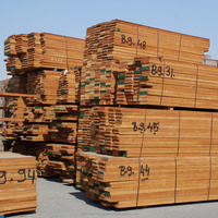 Pure Burma Teak Timber Sawn
