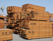 Pure Burma Teak Timber (Sawn)