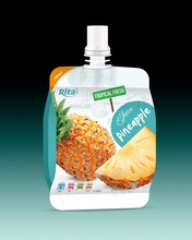 300ml Pouch Natural Pure Pineapple Juice
