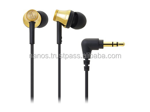 Various colors of high end audio Wired high quality in ear earphone , winding holder included