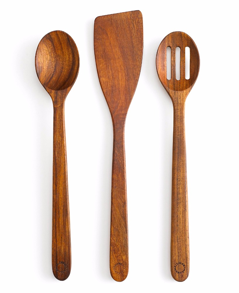 wood kitchen utensil, fork, spoon, knife- wholesale- high quality- eco-friendly
