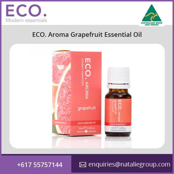 Grapefruit Essential Oil for Treating Exhaustion, Depression and Stress